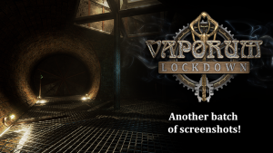 Explore the ominous hallways of Arx Vaporum!