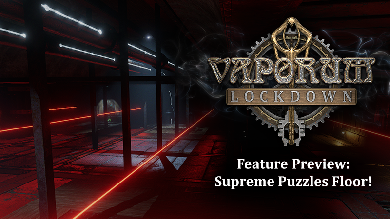 Feature Preview: Supreme Puzzles Floor